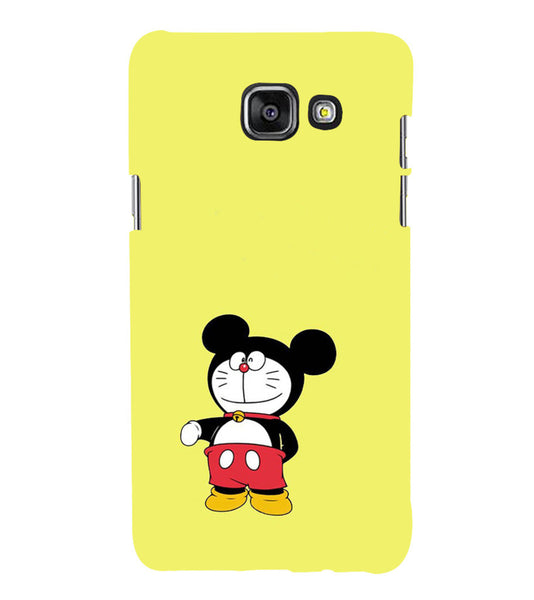 EPICCASE Dorae mickey Back Case Cover for Samsung A7 2016