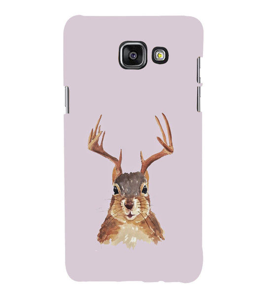 EPICCASE Squireel with horns Back Case Cover for Samsung A5 2016