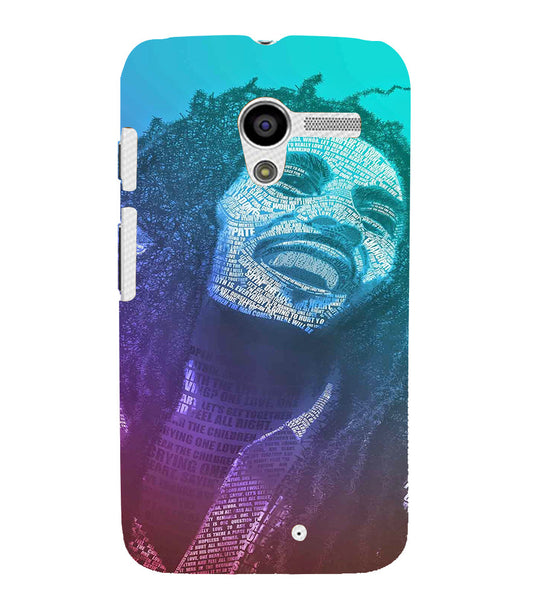 EPICCASE Money cant buy happiness Back Case Cover for Moto X