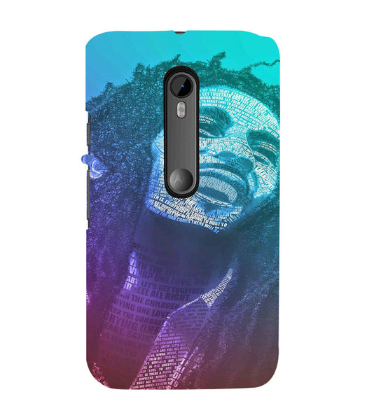 EPICCASE Money cant buy happiness Back Case Cover for Moto X Force
