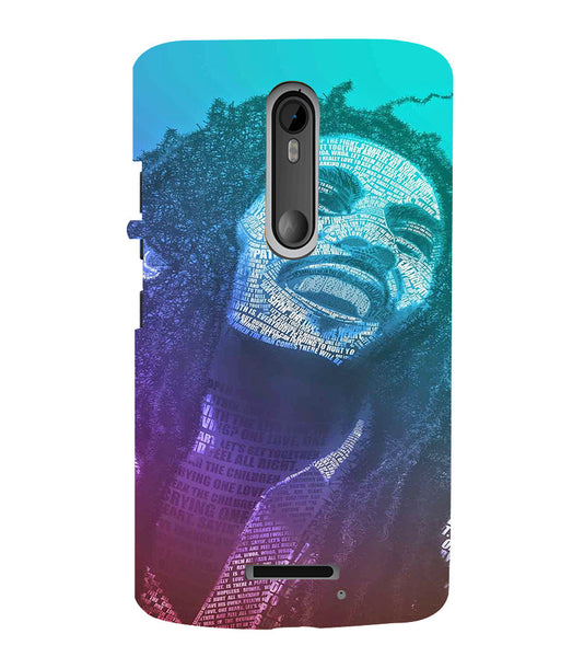 EPICCASE Money cant buy happiness Back Case Cover for Moto X3