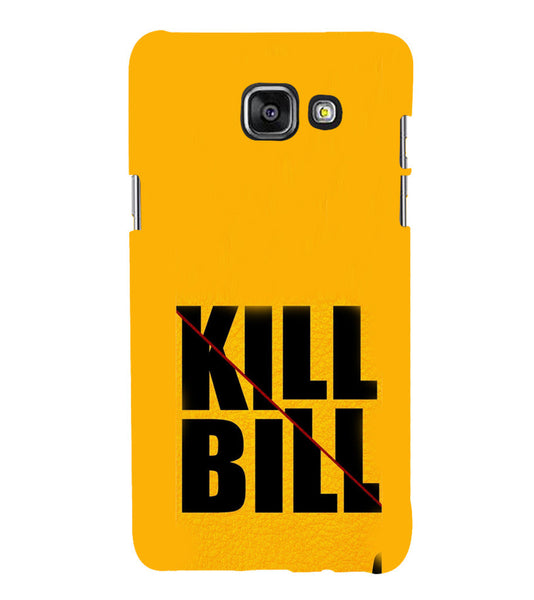 EPICCASE Kill without Mercy  Back Case Cover for Samsung A7 2016