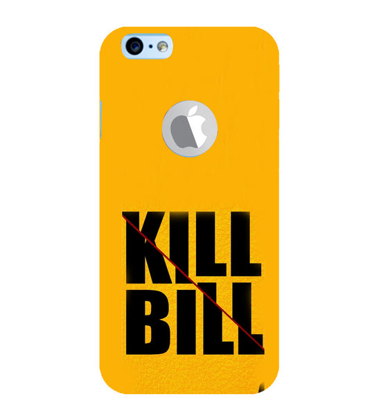 EPICCASE Kill without Mercy  Back Case Cover for Apple iPhone 6/6s