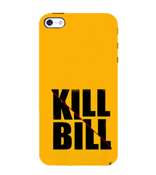 EPICCASE Kill without Mercy  Back Case Cover for Apple iPhone 5/5s