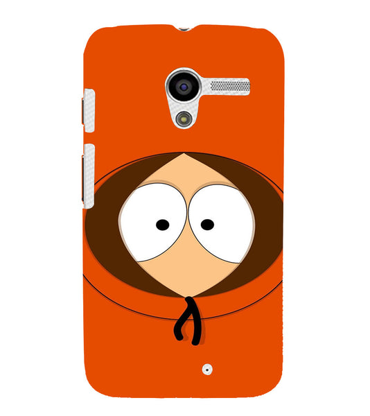 EPICCASE They killed kenny ! Back Case Cover for Moto X