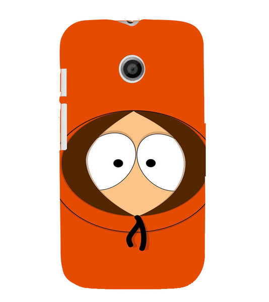 EPICCASE They killed kenny ! Back Case Cover for Moto E