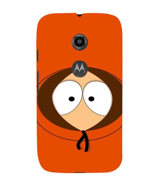 EPICCASE They killed kenny ! Back Case Cover for Moto E2