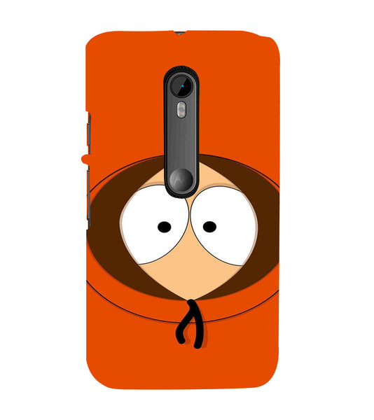EPICCASE They killed kenny ! Back Case Cover for Moto X Play