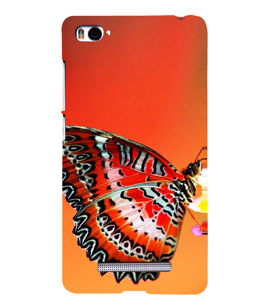 EPICCASE Butterfly in wild Back Case Cover for Xiaomi Redmi Mi4i