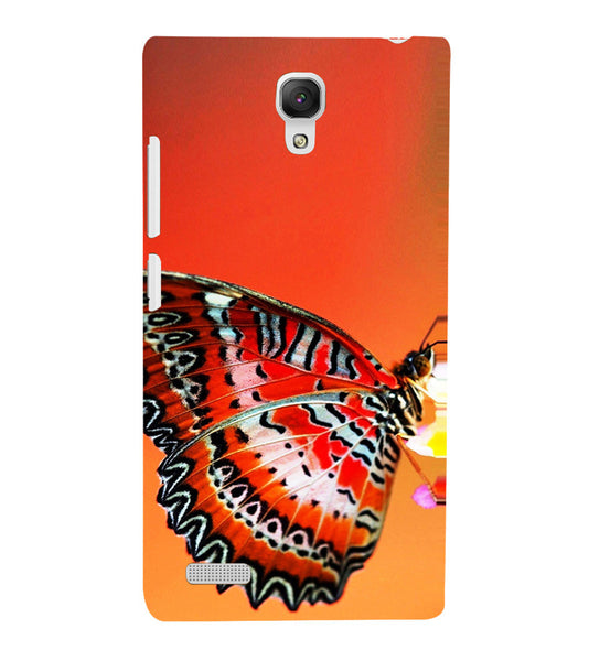 EPICCASE Butterfly in wild Back Case Cover for Xiaomi Redmi Note