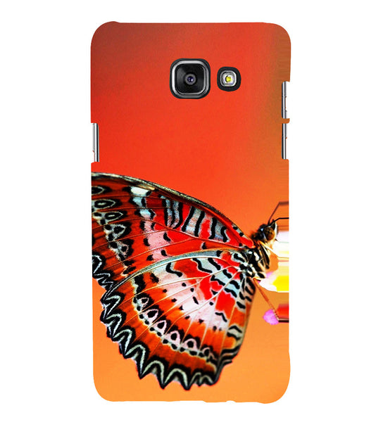 EPICCASE Butterfly in wild Back Case Cover for Samsung A5 2016