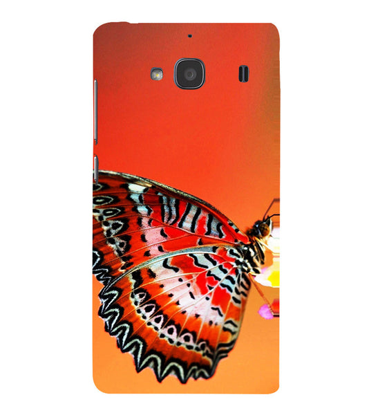 EPICCASE Butterfly in wild Back Case Cover for Xiaomi Redmi 2s