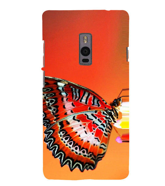EPICCASE Butterfly in wild Back Case Cover for Oneplus Two