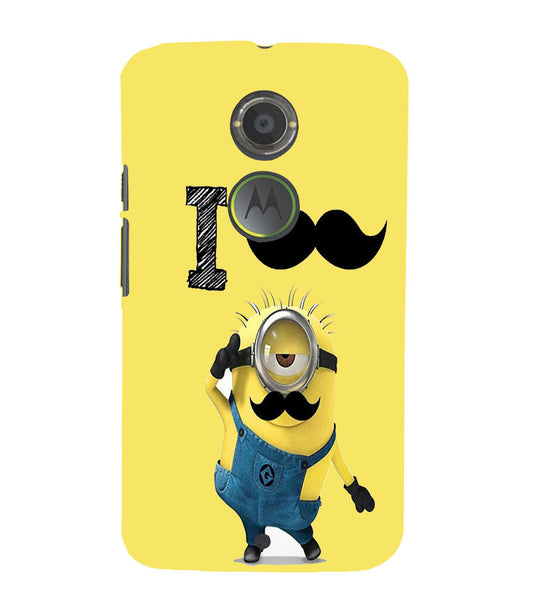 EPICCASE i must have you Back Case Cover for Moto X2