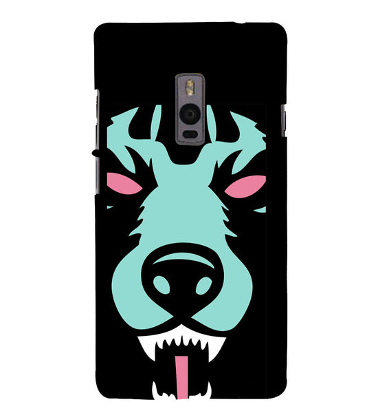 EPICCASE Beast mode  Back Case Cover for Oneplus Two