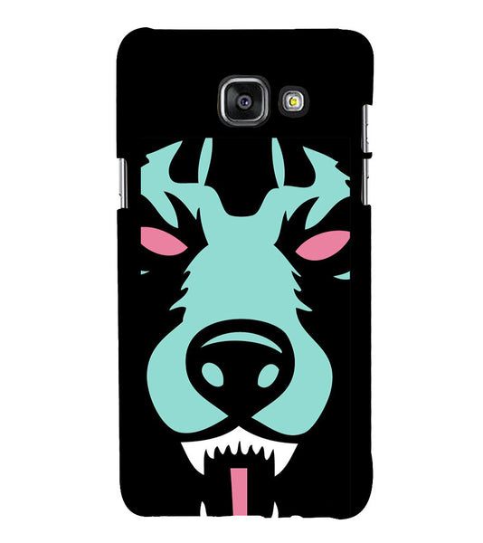 EPICCASE Beast mode  Back Case Cover for Samsung A7 2016