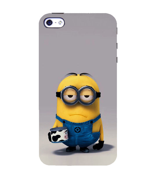 EPICCASE Grumpy Me case Back Case Cover for Apple iPhone 5/5s
