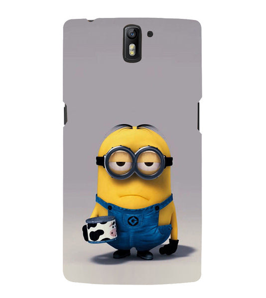 EPICCASE Grumpy Me case Back Case Cover for Oneplus One