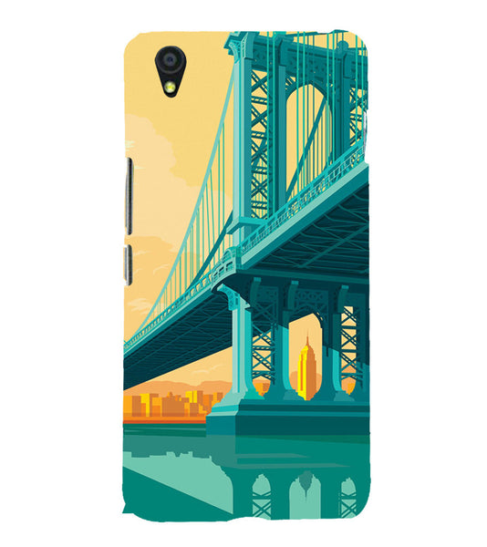 EPICCASE London bridge Back Case Cover for Oneplus X