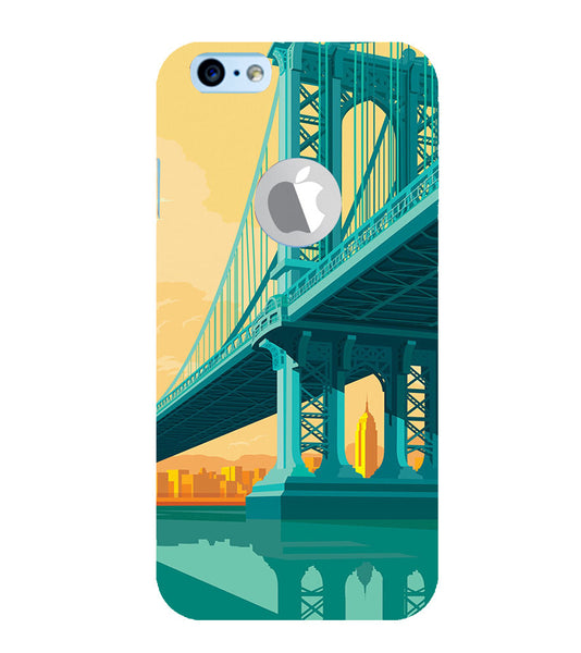 EPICCASE London bridge Back Case Cover for Apple iPhone 6plus/6splus