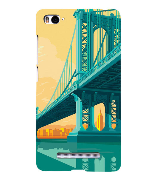 EPICCASE London bridge Back Case Cover for Xiaomi Redmi Mi4i