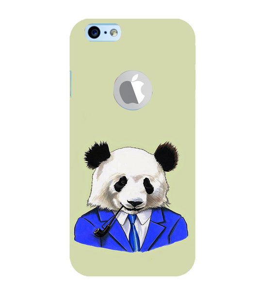 EPICCASE Panda in a suit Back Case Cover for Apple iPhone 6plus/6splus