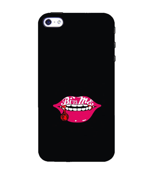 EPICCASE Sexy Lips Back Case Cover for Apple iPhone 4