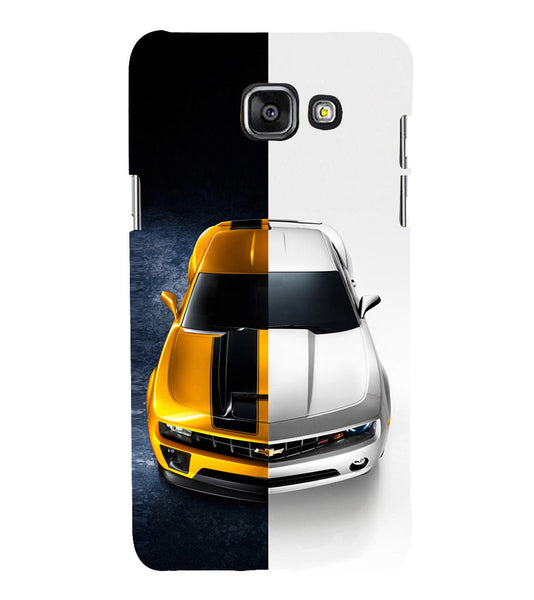 EPICCASE Chev bumblebee Back Case Cover for Samsung A7 2016