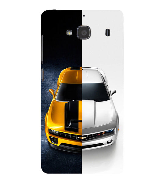 EPICCASE Chev bumblebee Back Case Cover for Xiaomi Redmi 2s