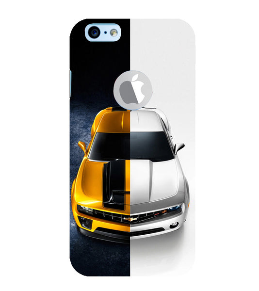 EPICCASE Chev bumblebee Back Case Cover for Apple iPhone 6/6s