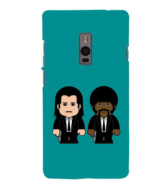EPICCASE Pulp fictions Back Case Cover for Oneplus Two
