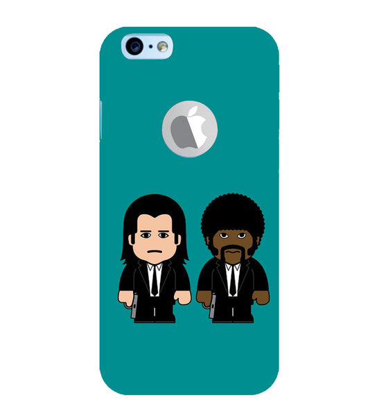 EPICCASE Pulp fictions Back Case Cover for Apple iPhone 6/6s