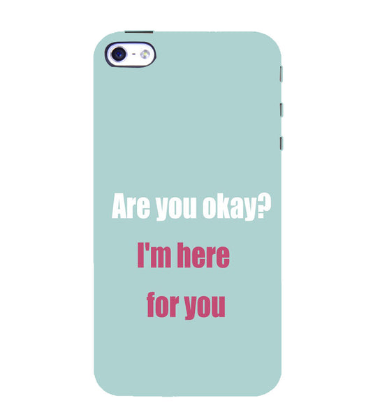 EPICCASE Care case Back Case Cover for Apple iPhone 5/5s