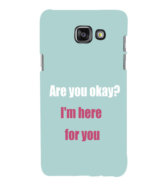EPICCASE Care case Back Case Cover for Samsung A5 2016
