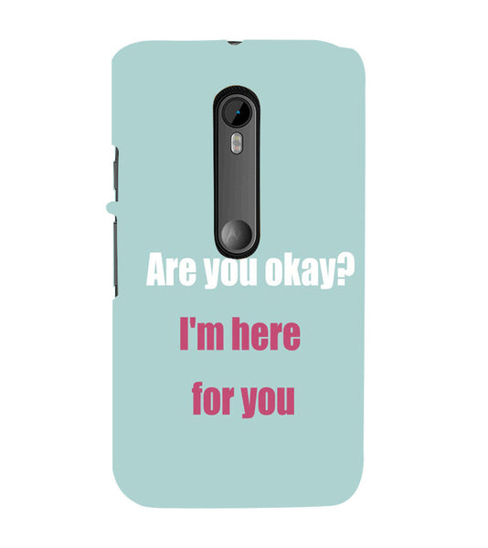 EPICCASE Care case Back Case Cover for Moto X Style