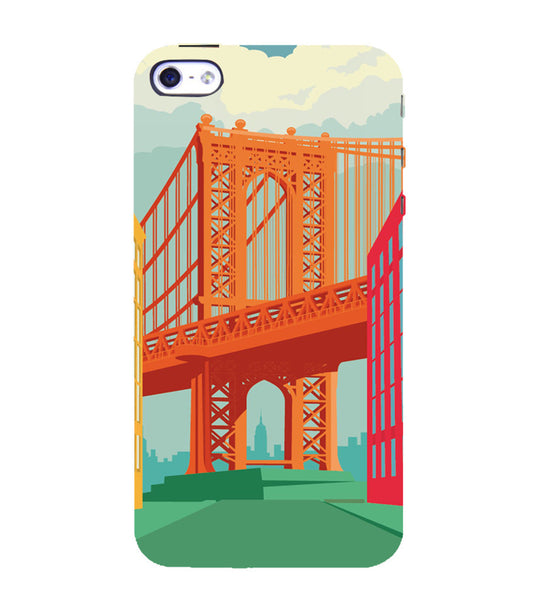 EPICCASE London love Back Case Cover for Apple iPhone 5/5s