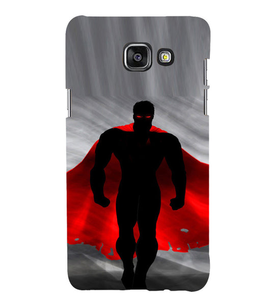 EPICCASE Red fury Back Case Cover for Samsung A5 2016