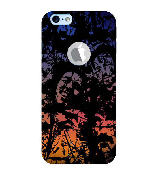 EPICCASE Celebrity Graffiti Back Case Cover for Apple iPhone 6plus/6splus