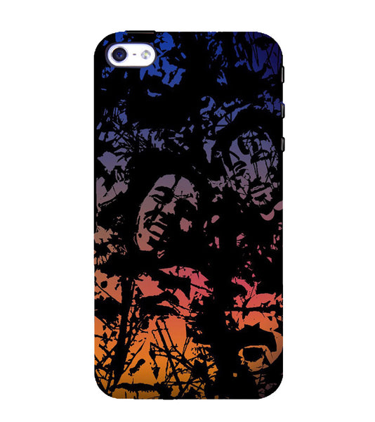 EPICCASE Celebrity Graffiti Back Case Cover for Apple iPhone 4