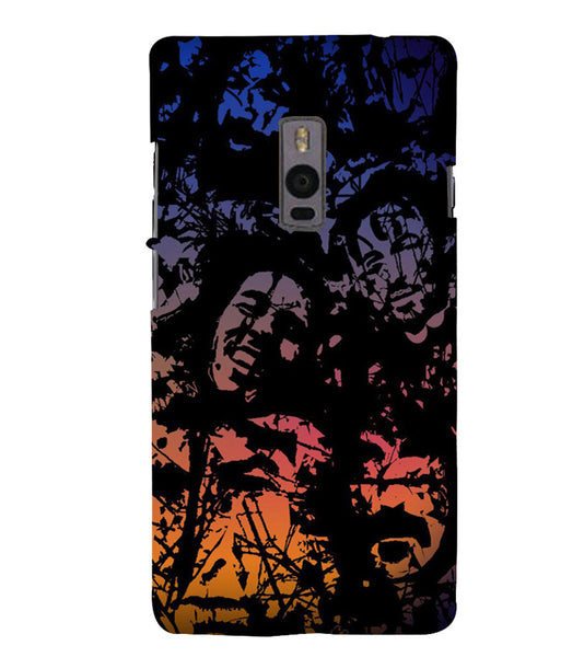 EPICCASE Celebrity Graffiti Back Case Cover for Oneplus Two