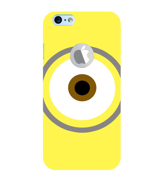 EPICCASE Eye of the minion Back Case Cover for Apple iPhone 6plus/6splus