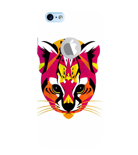 EPICCASE Artistic tiger Back Case Cover for Apple iPhone 6plus/6splus