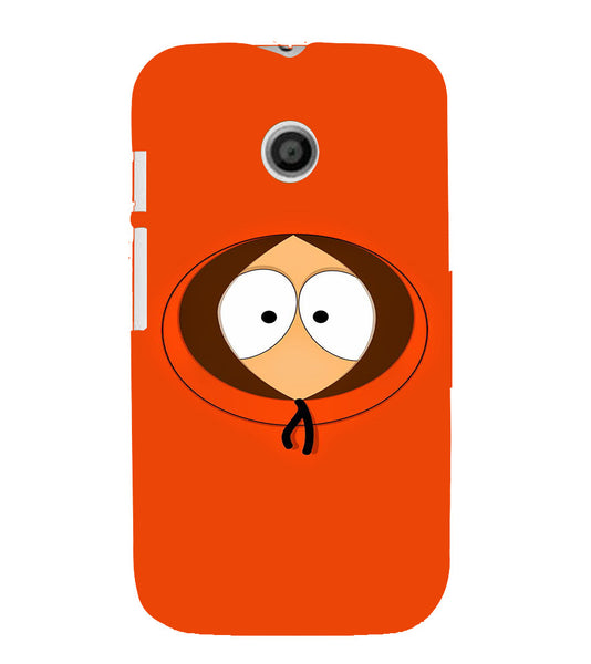 EPICCASE Kenny gets killed Back Case Cover for Moto E