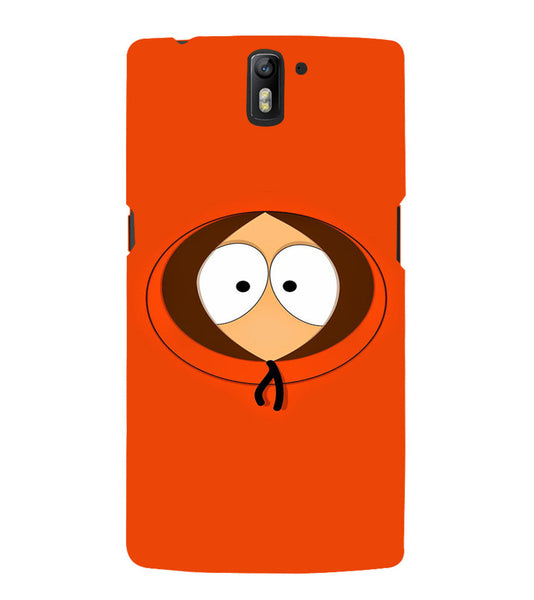 EPICCASE Kenny gets killed Back Case Cover for Oneplus One