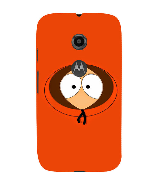 EPICCASE Kenny gets killed Back Case Cover for Moto E2