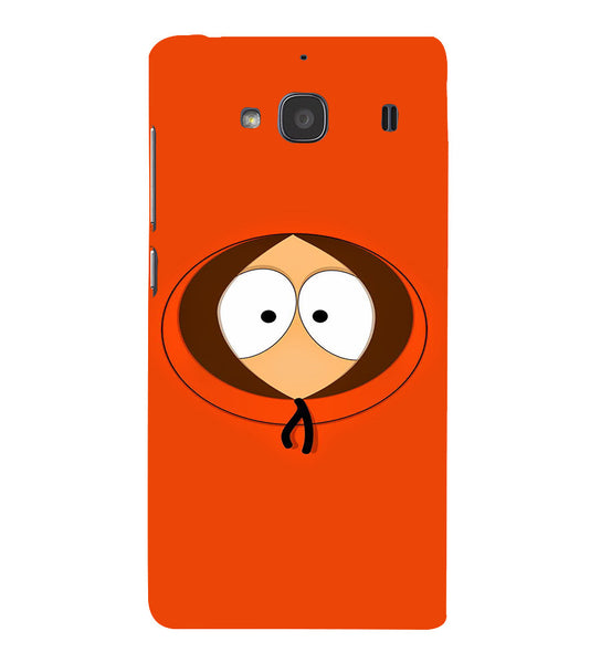 EPICCASE Kenny gets killed Back Case Cover for Xiaomi Redmi 2s