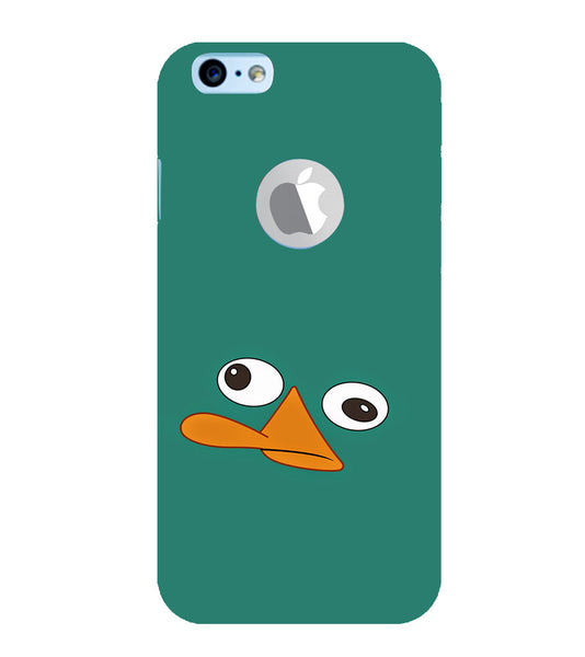 EPICCASE perry the platypus Back Case Cover for Apple iPhone 6/6s