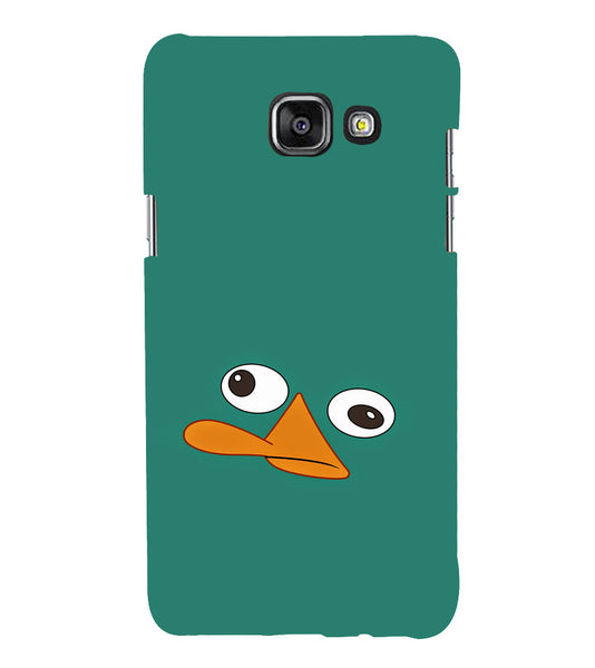 EPICCASE perry the platypus Back Case Cover for Samsung A5 2016