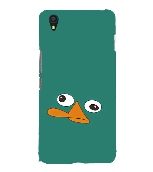 EPICCASE perry the platypus Back Case Cover for Oneplus X
