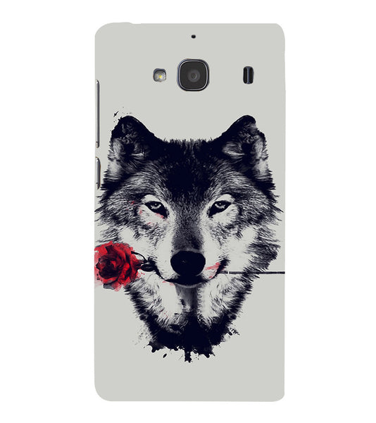 EPICCASE Peave over blood Back Case Cover for Xiaomi Redmi 2s